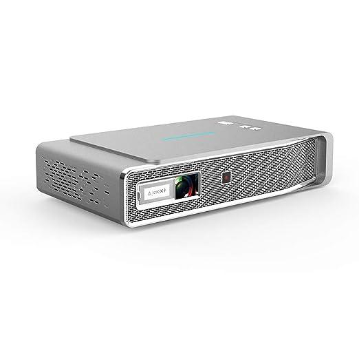 Proyector 3D HD Mini proyector DLP Inteligente Cine en casa ...