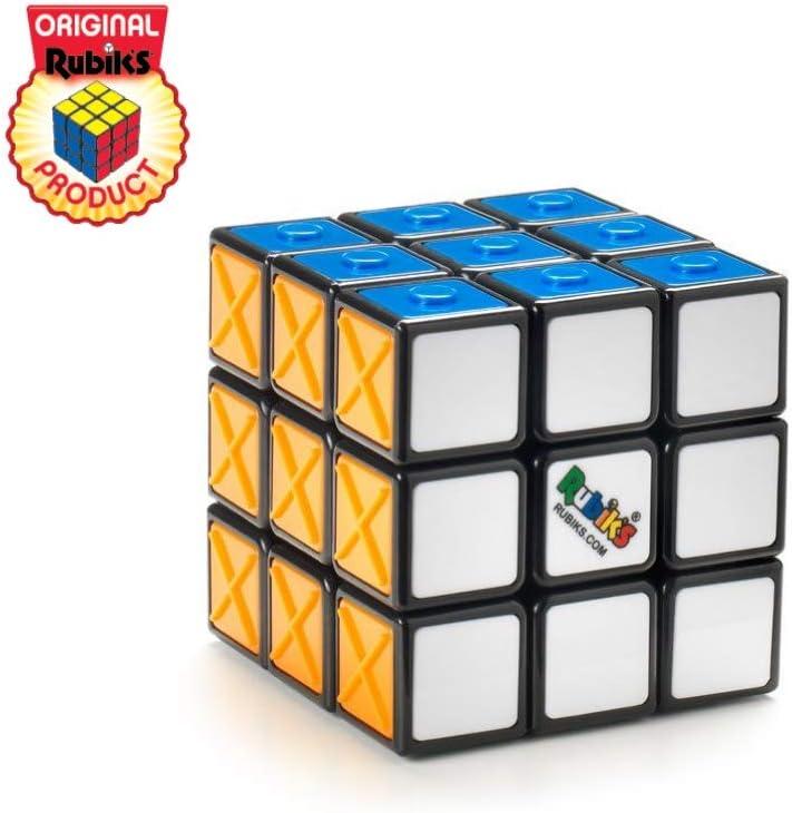 ORIGINAL Rubics Cube toy 3x3 rubics rubix puzzle brain kids fun magic