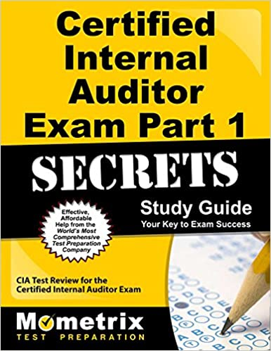 Buy Certified Internal Auditor Exam Secrets: CIA Test Review