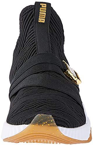 Varsity Defy sneaker Donna Nero Mid Scarpe Puma wx4qaH0SnF