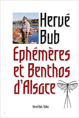 Lire Ephémères et Benthos d'Alsace pdf ebook