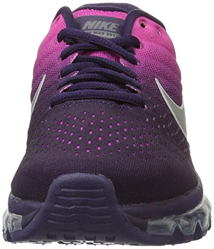 Nike 851623-500, Zapatillas de Trail Running para Mujer Morado (Purple Dynasty / Summit White-Fire Pink)