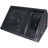 PYLE-PRO PASC15 - 800 Watt 15 Two-Way Stage Monitor Speaker System