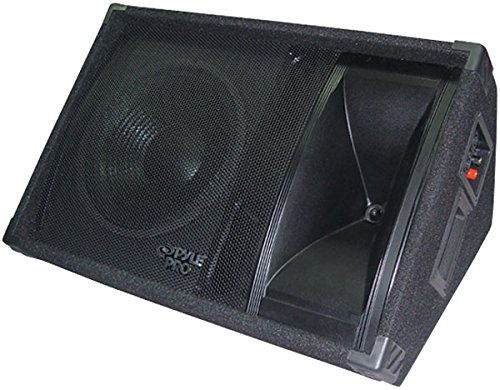 PYLE-PRO PASC15 - 800 Watt 15'' Two-Way Stage Monitor Speaker System