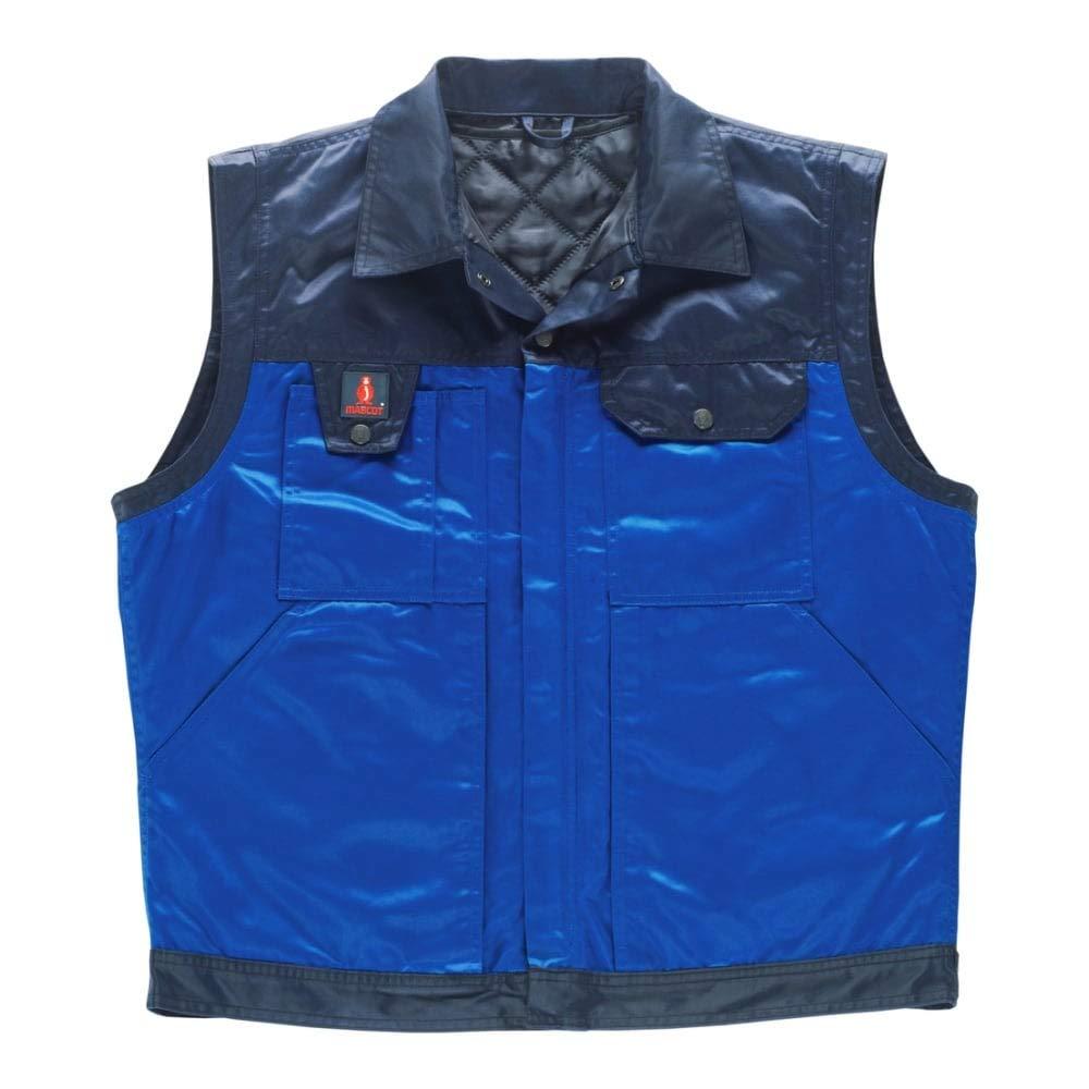 Mascot Trento Body Warmer M, Azul/Azul Marino, 00989–620–1101