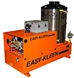 Easy-Kleen Professional 3000 PSI Industrial (Natural Gas-Hot Water) Belt-Drive Pressure Washer & Auto Stop/Start
