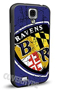 Baltimore Ravens Cell Phone Hard Case for Samsung Galaxy S4