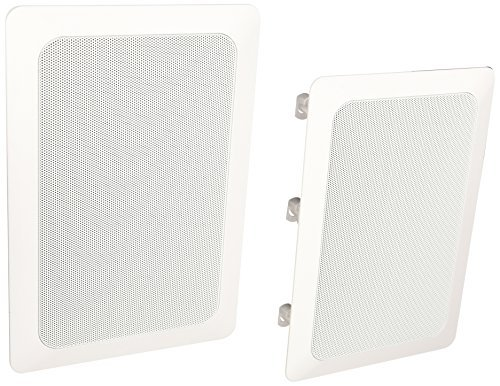 Theater Solutions CS5W In Wall Speakers White [並行輸入品] B0755BXXFQ