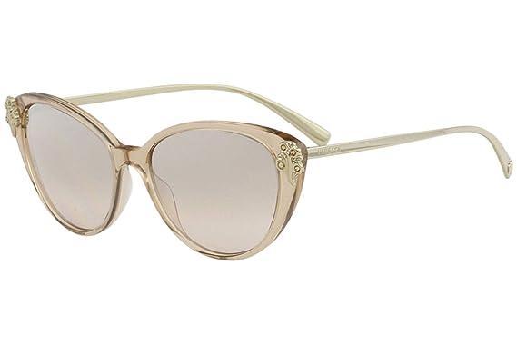 Amazon.com: Versace 52158Z VE 4351B - Gafas de sol (efecto ...
