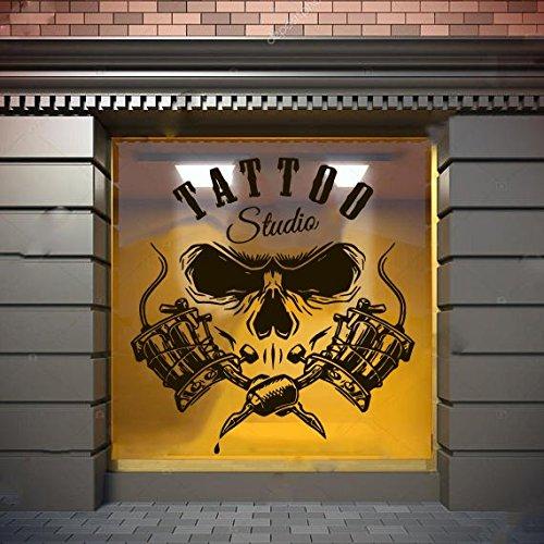 Compare Price: tattoo machine wall decal - on StatementsLtd.com