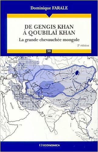 Livres gratuits en ligne De Gengis Khan à Qoubilaï Khan : La grande chevauchée mongole pdf