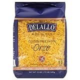 Delallo Pasta Gf Crn&Rce Orzo