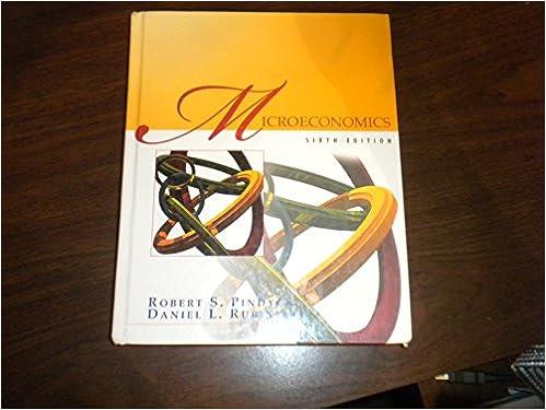 Pdf microeconomics rubinfeld by daniel robert pindyck and