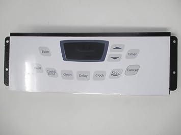 Amazon.com: 8507p304 – 60 Maytag Estufa Eléctrica Control ...