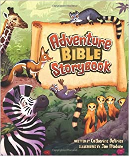Adventure Story Book