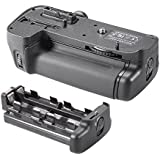Neewer Professional Battery Grip (Replacement for Nikon MB-D11 Battery Grip) For Nikon D7000 DSLR Camera Compatible with EN-EL15 Battery