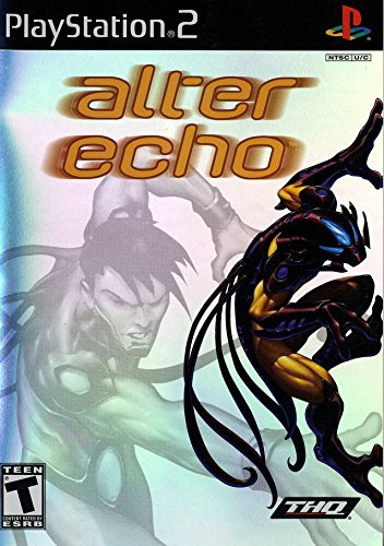 Alter Echo - PlayStation 2 (Wwe Smackdown Here Comes The Pain Usa)