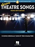 Teen Theatre Songs: Young Men's Edition - Book/Online Audio: 12 Songs Originally Sung by Teen Characters