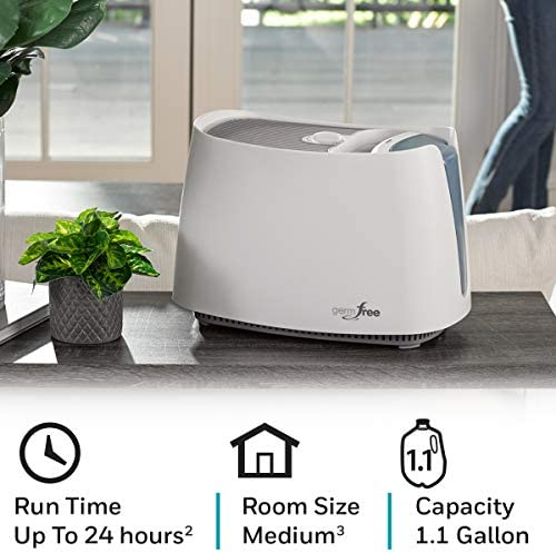 51DTKAbjy8L. AC - Honeywell HCM350W Germ Free Cool Mist Humidifier White