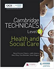 Cambridge Technicals Level 3 Health and Social Care (Cambridge Technicals 2016)