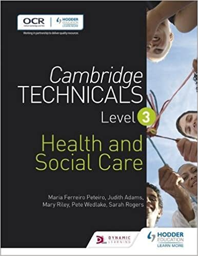 ocr health and social care past papers