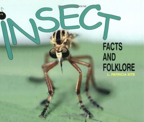 Download Insect Fact And Folklore PDF