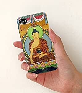 Iphone 4 Case, by DIY ARTICLE, Iphone 4 Cases,tibetan gods with 3D print for iphone4(original packing) wangjiang maoyi