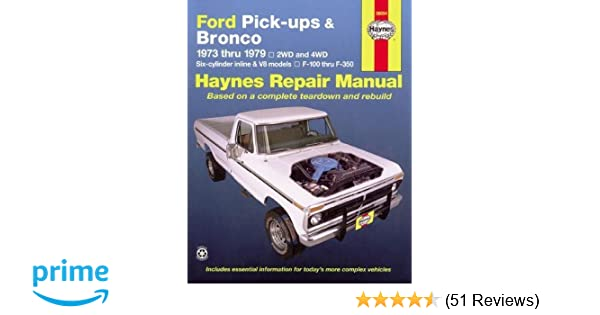 Ford pick ups bronco automotive repair manual 1973 1979 ford pick ups bronco automotive repair manual 1973 1979 dennis yamaguchi j h haynes 9780856967887 amazon books fandeluxe