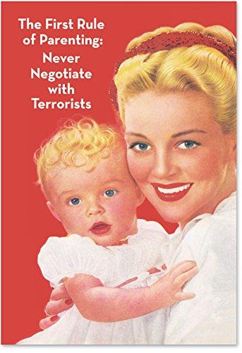 NobleWorks 0230 Parenting Mothers Greeting