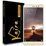 Kaira 2.5D 0.3mm Pro+ Anti Explosion Tempered Glass Screen Protector For Xiaomi Redmi Note 3/ Redmi Note 3 Prime/ Redmi Note 3 Pro