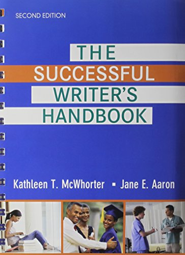 Successful Writer's Handbook, The with MyCompLab (12-month access) (2nd Edition)