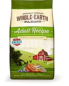 Whole Earth Farms Puppy Dry Food, 25 lbs.