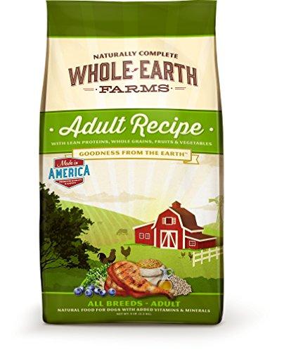 Whole Earth Farms Adult Dry Dog Food, 12 lbs.