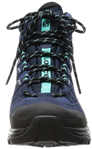 Slateblue Quest GTX Prime Blue Salomon Scarpe da Donna Bubble Blue Deep Blu Arrampicata Ox8nnWw