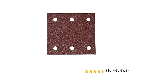 MAKITA P-33277 P-33277-Lija de Velcro Triangular