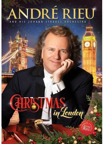 Christmas in London (Andre Christmas Rieu Dvd)