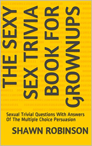 Sex trivia questions and answers funny