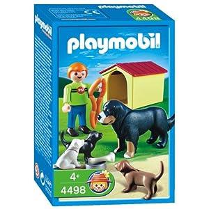 Playmobil Dog Training