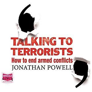 Talking to Terrorists Audiobook