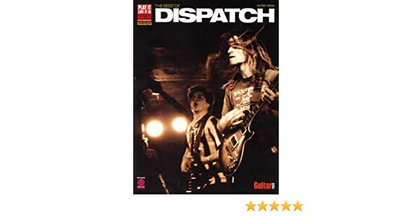 The Best Of Dispatch Play It Like It Is Dispatch 0073999128352