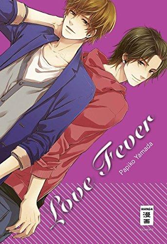 Love Fever Taschenbuch – 7. April 2016 Papiko Yamada Monika Hammond Egmont Manga 3770489993