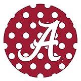 Thirstystone Stoneware Coaster Set, University of Alabama Dots