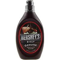 HERSHEY'S 好时 巧克力味糖浆680g(美国进口)(新老包装随机发货)(亚马逊自营商品, 由供应商配送)