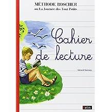 Méthode Boscher Cahier de lecture