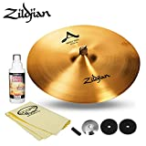 "Zildjian A Series 23"" Sweet Ride Cymbal (A0082) Includes: Cymbal Felts, Sleeve, Cup washer, ChromaCast Polish & Cloth"