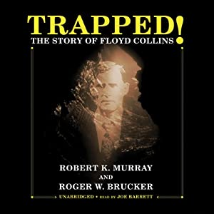 Trapped! Audiobook