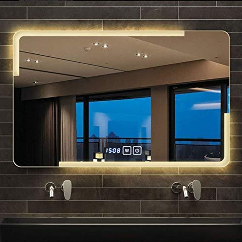 Ryan's LED Light Smart Bathroom Mirror Smart Bluetooth Music Bathroom Mirror with -