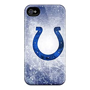 For OLK8349EVUV Indianapolis Colts Protective Case Cover Skin/iphone 4/4s Case Cover