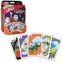 It's The Great Pumpkin Charlie Brown UNO Card Game