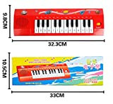 Hot Sale! Canserin Baby Kids Mini Electronic Keyboard Toys Educational Developmental Training Musical Toys